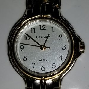 Carriage by Timex Watch in Women